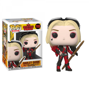 The Suicide Squad (2021) - Harley Quinn with Bodysuit Pop! Vinyl