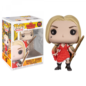 The Suicide Squad (2021) - Harley Quinn with Dress Pop! Vinyl