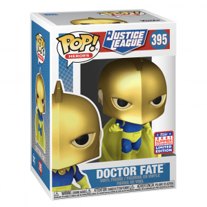 DC Comics - Doctor Fate Summer Convention 2021