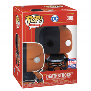 DC Imperial - Deathstroke (Imperial) Pop! Vinyl Summer Convention 2021