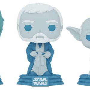 Star Wars: Across the Galaxy - Force Ghost Glow Pop! 3-pack