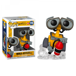 Wall-E - Wall-E with Fire Extinguisher Pop! Vinyl