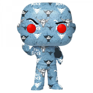 WWE - The Rock (Artist Series) Pop! Vinyl [RS] with Protector