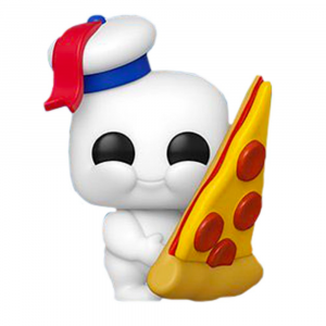 Ghostbusters: Afterlife - Mini Puft With Pizza Pop! Vinyl