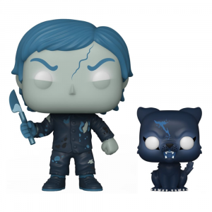 Pet Sematary - Undead Gage with Church Glow in the Dark Pop! Vinyl